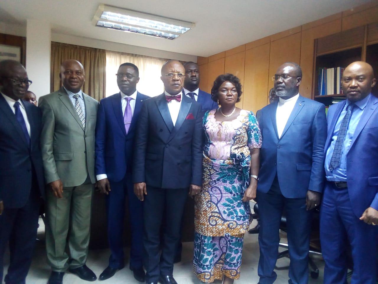 RDC : SONAS, le nouveau Comité dirigé par Bonyeme Ekofo s'installe ! 1