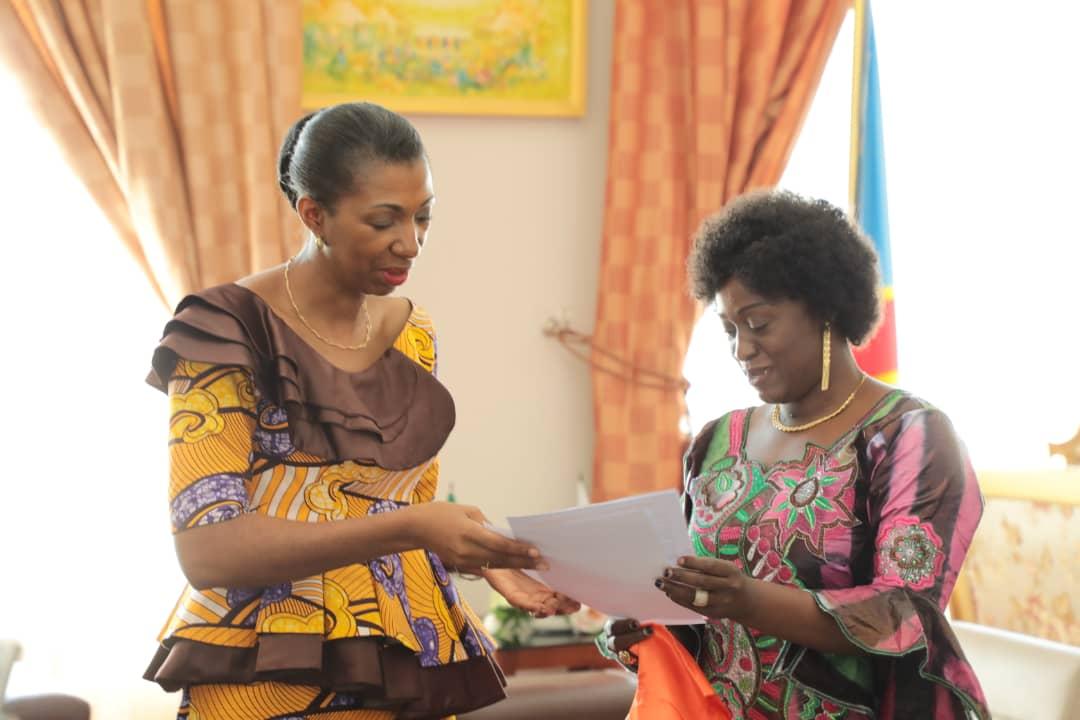 RDC : futur gouvernement, la dynamique «50% de femmes ou rien» exige la parité ! 2
