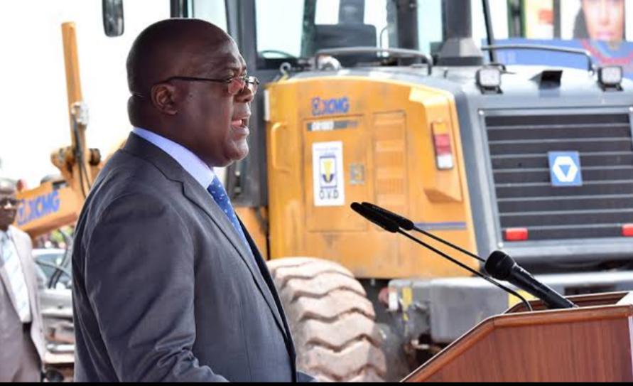 RDC : programme 100 jours, le taux de réalisation dépasse 75% (Kamerhe) 2