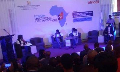 RDC : 8ème édition du Forum d'économie internationale a vécu à l'Université protestante 5