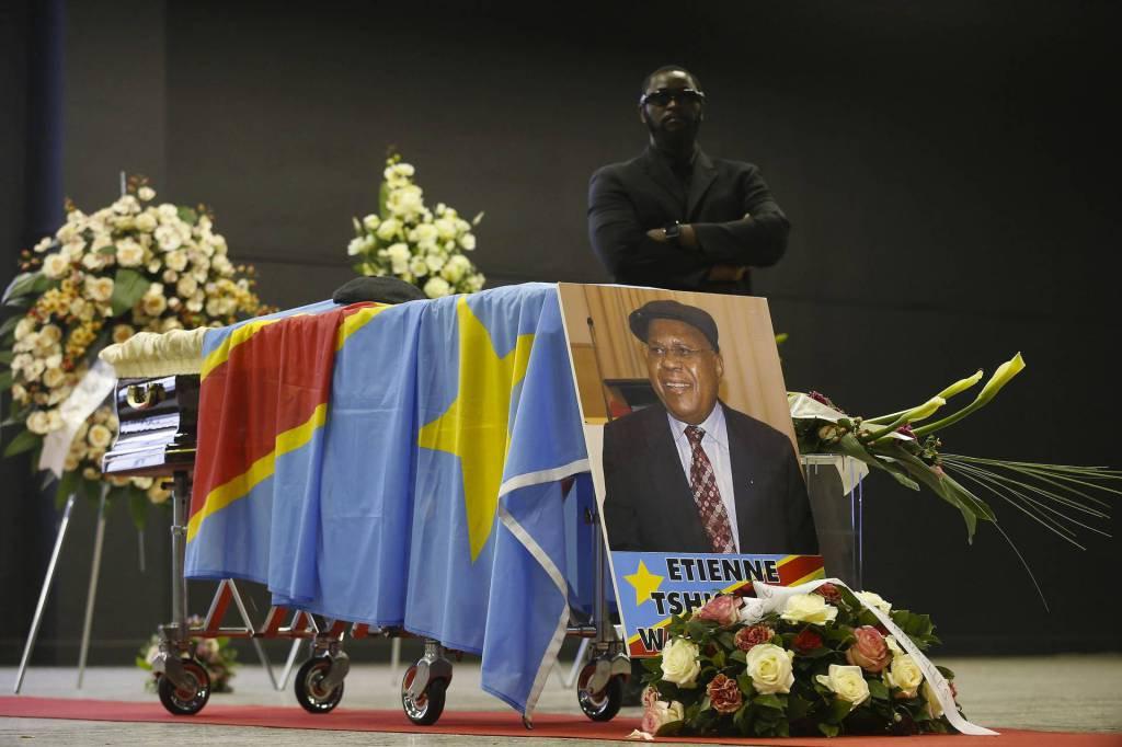 RDC : obsèques d'Etienne Tshisekedi financés par le trésor public 1