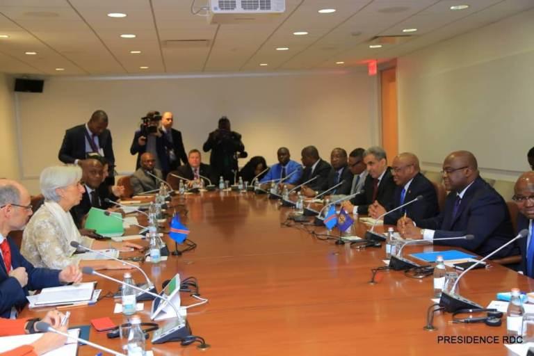 RDC: le FMI entame des consultations au titre de l'article IV ce mercredi à Kinshasa 2