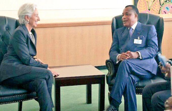 FMI-Congo : conclusion d'un accord ouvrant la voie au programme d'aide en faveur de Brazzaville 1