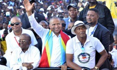 RDC: Katumbi tient un «stylo rouge» pour coter le gouvernement FCC-CACH 18