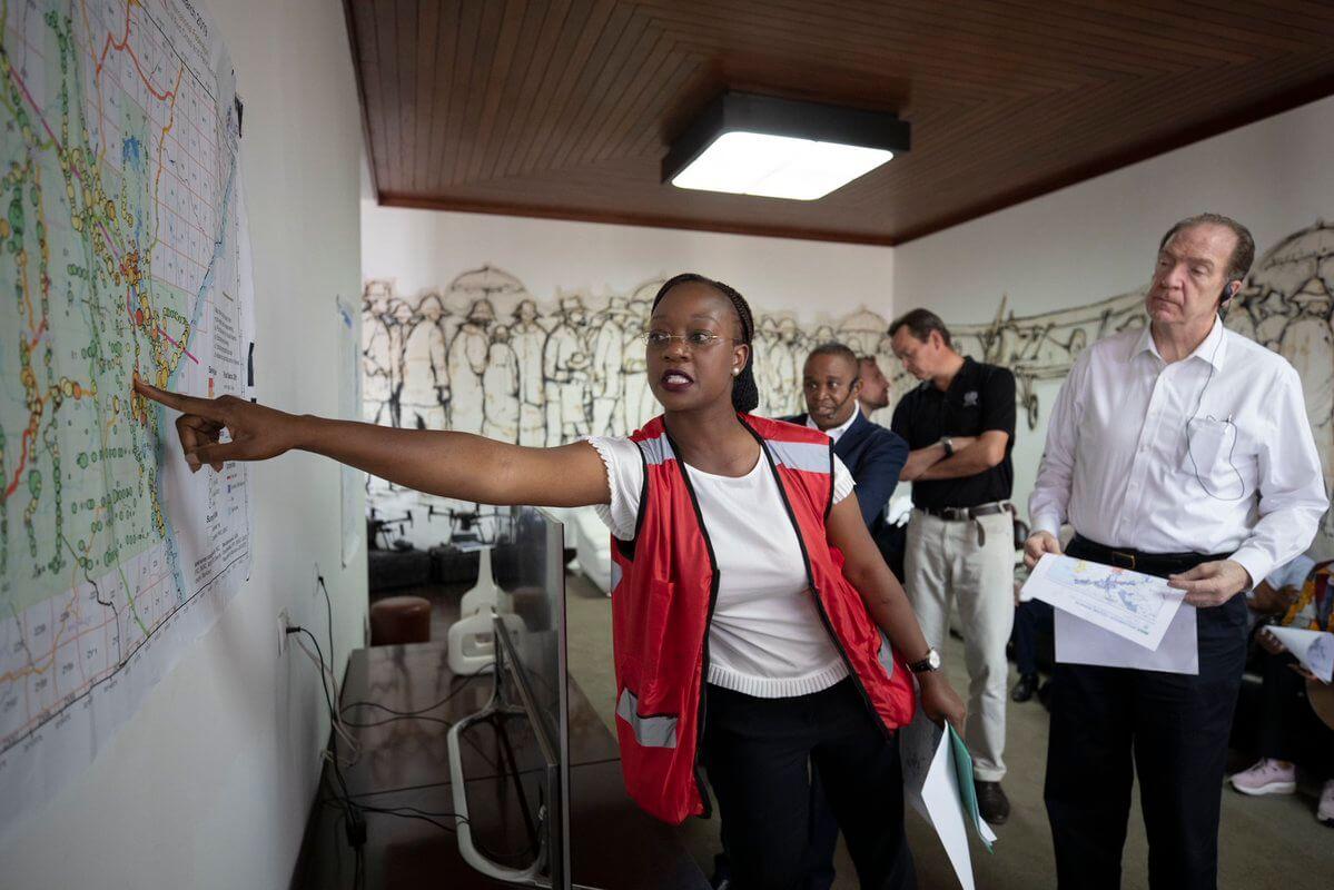 Afrique: 700 millions USD de la Banque mondiale aux pays touchés par le cyclone Idai  1