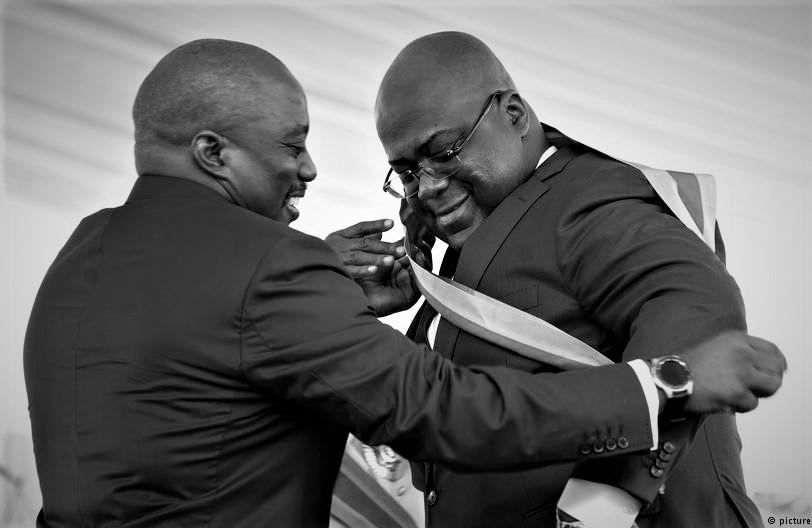 RDC : les trois signes distinctifs d'un gouvernement du «changement» 1