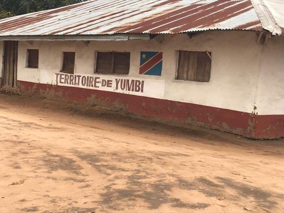 RDC: 80% de maisons réhabilitées par le génie militaire à Yumbi (Maï-Ndombe) 1