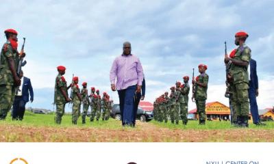 RDC : les huit résultats des récents sondages d'opinion BERCI/GEC 14