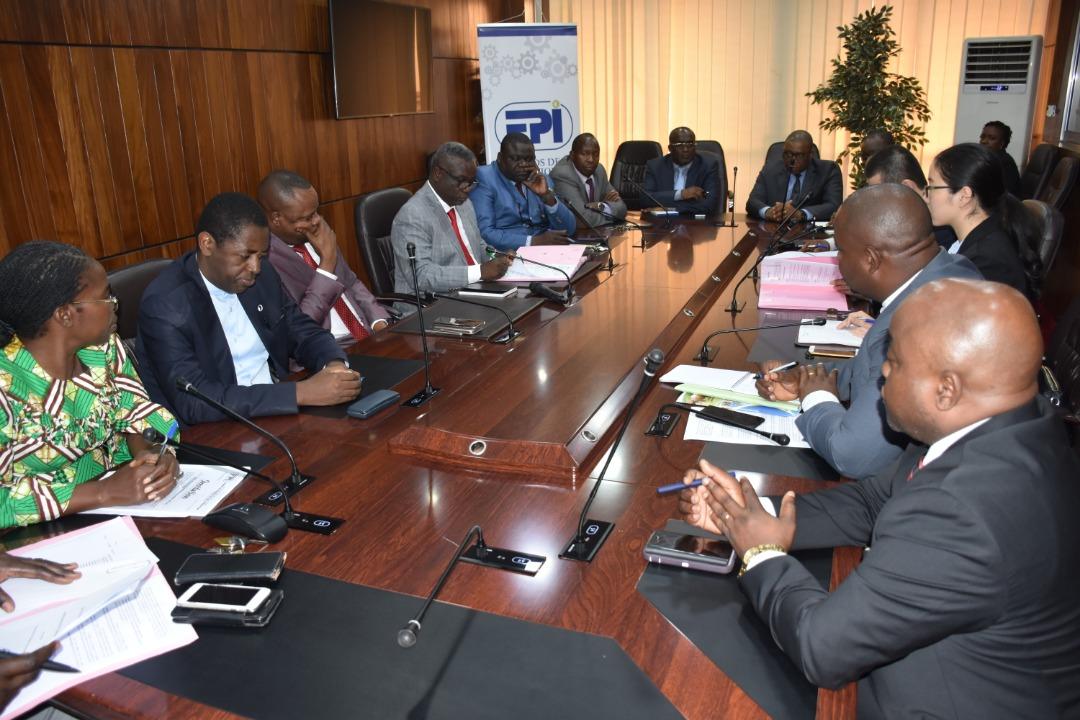 RDC: FPI et China Gezhouba s'engagent à lever des fonds pour réhabiliter le port de Kalemie 2