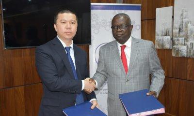 RDC: FPI et China Gezhouba s'engagent à lever des fonds pour réhabiliter le port de Kalemie 61