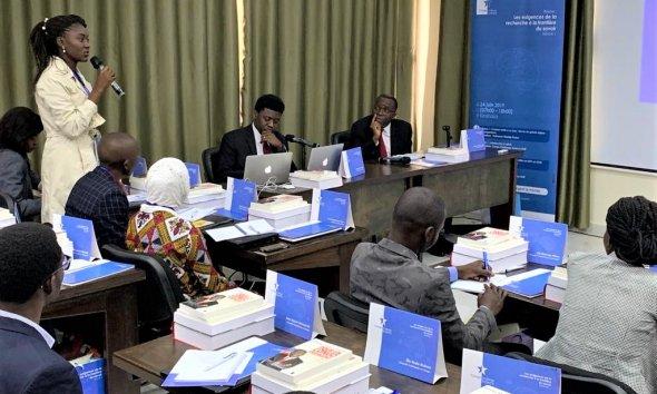 RDC: la crème des meilleurs étudiants prend part au Forum Congo Challenge Science 40