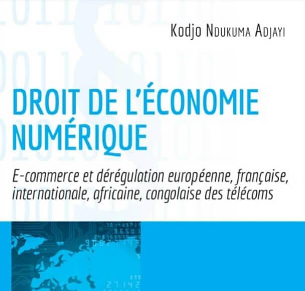 RDC : Dr. Kodjo Ndukuma écrit deux nouveaux livres sur les enjeux et droits numériques 5