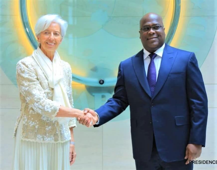 RDC : cinq remèdes du FMI prescrits aux autorités congolaises 2
