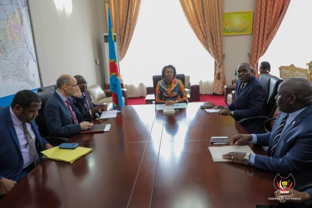 RDC : gouvernance économique, le FMI encourage un contrôle budgétaire rigoureux 1