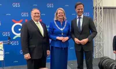 La Haye : Pompeo et Rutte ouvrent le Sommet mondial de l'entrepreneuriat 2019 23