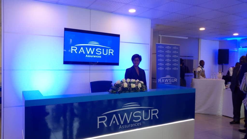 RDC : les sièges de Rawsur et Rawsur Life inaugurés à Kinshasa 1