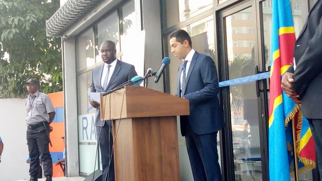RDC : les sièges de Rawsur et Rawsur Life inaugurés à Kinshasa 2