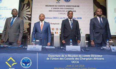 Afrique : la RDC honorée par 18 Conseils des chargeurs ! 1