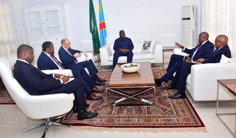 RDC : FMI présente à l'exécutif le pré-rapport de sa mission au titre de l'article IV 1
