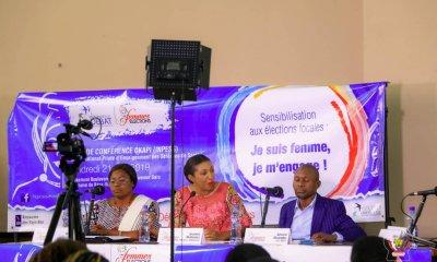 RDC : élections locales, Mabunda invite les structures féminines à accentuer la sensibilisation 31