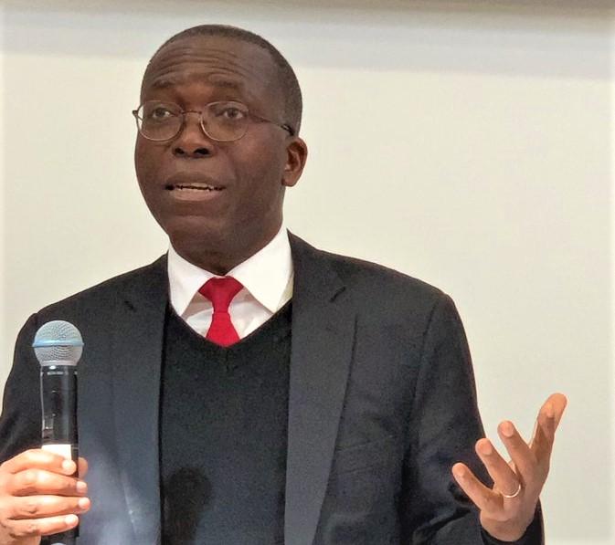 RDC: une croissance soutenable exige un modèle de production fort et équilibré (Matata Ponyo) 1