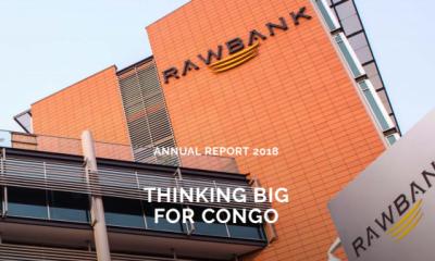 RDC: Rawbank réalise de chiffres en forte progression en 2018 10