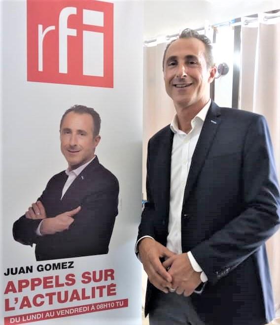 RDC : des présentateurs d'émissions-phares de France 24 et RFI à Kinshasa 2