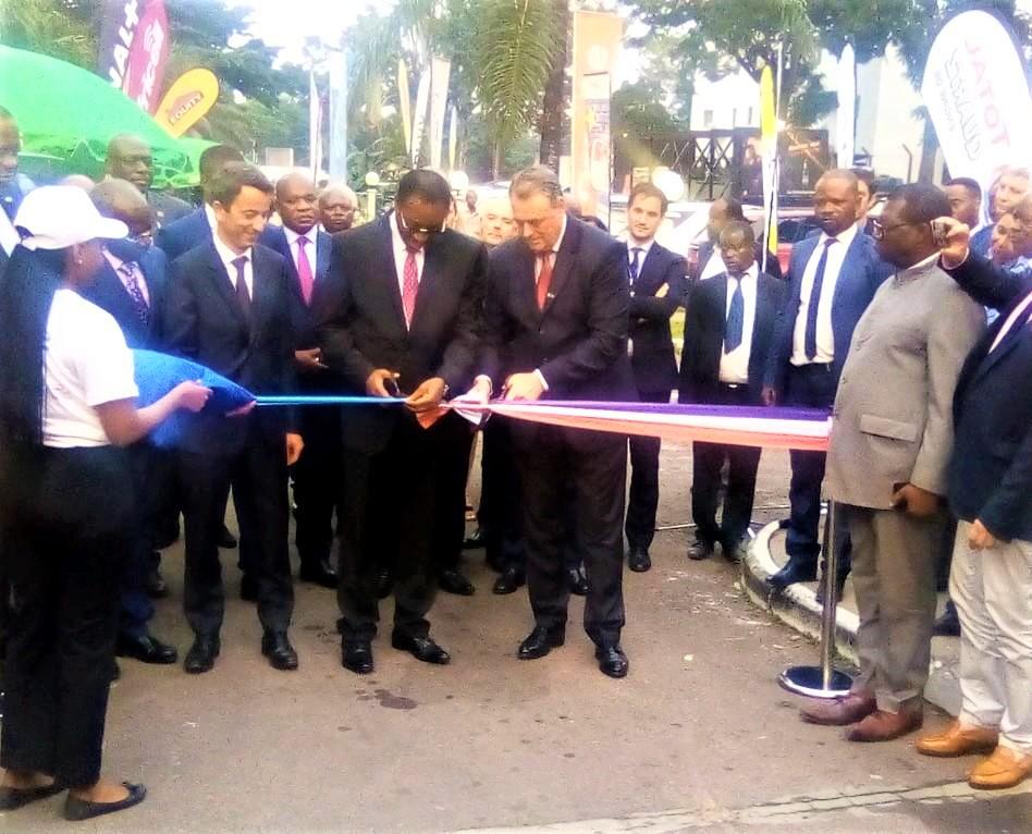 RDC : 49 sociétés exposent à la sixième édition de la Semaine française de Kinshasa 1