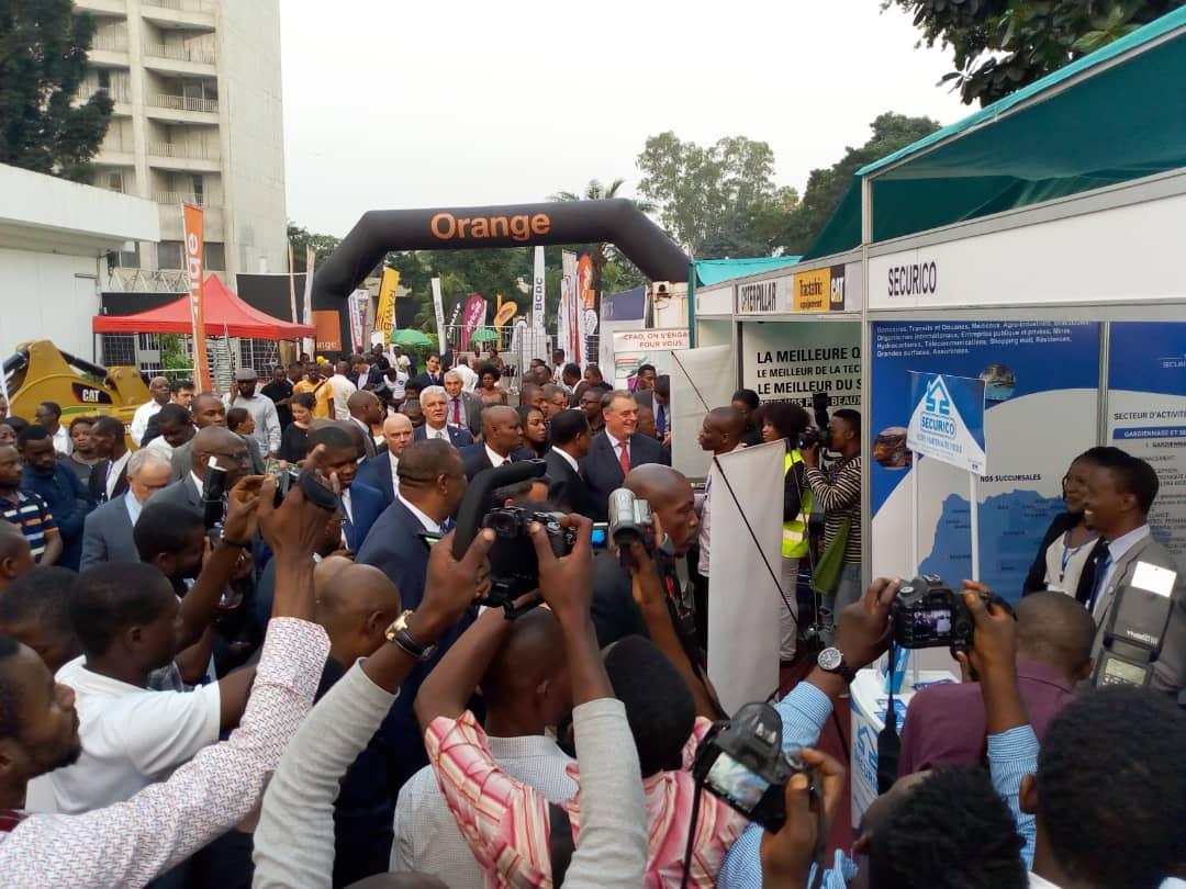 RDC: des firmes françaises réalisent environ 2 milliards USD de chiffre d'affaire par an 1