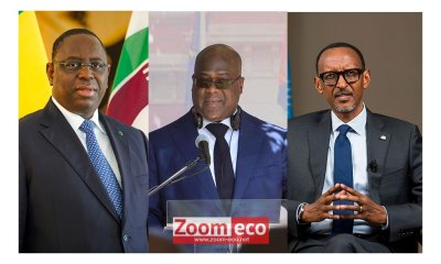 Nigeria: TEF 2019, le panel présidentiel réunira Macky Sall, Tshisekedi et Kagame 46