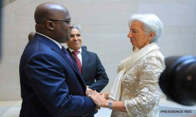RDC : la conclusion d'un accord formel avec le FMI attendue au troisième trimestre 2019 16