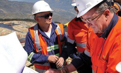 Monde: lancement des activités de Nevada Gold Mines 72