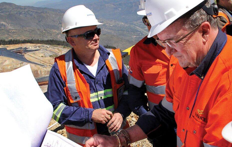 Monde: lancement des activités de Nevada Gold Mines 1