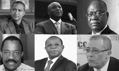 """Prof. Adolphe Voto : """"ceux qui ont défié Joseph Kabila ne sont pas morts !"""" 97"""