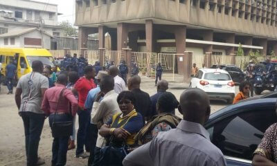 RDC: DGI en grève, l'Etat doit aux agents la «plus-value» estimée à 172 milliards de CDF 17