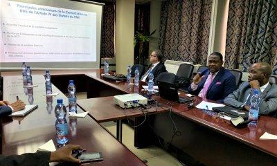 RDC: quatre conseils du FMI au gouvernement après évaluation de l'économie nationale 16