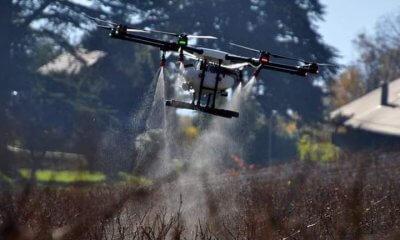 RDC : GD Tech promeut l'usage du drone civil pour booster les activités de sociétés 105