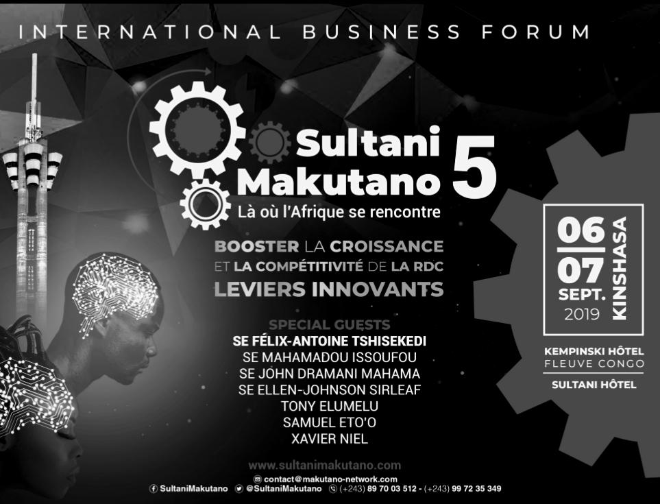 Makutano 5 : le débat d'ouverture sera axé sur le thème «quelle vision pour la RDC?» 1