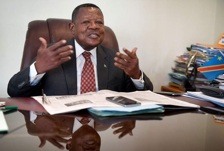 Mende : « j'ai conclu que la corruption a de beaux jours en RDC » 1
