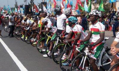 RDC : démarrage ce 28 juillet 2019 à Boma du 7ème Tour cycliste international 6