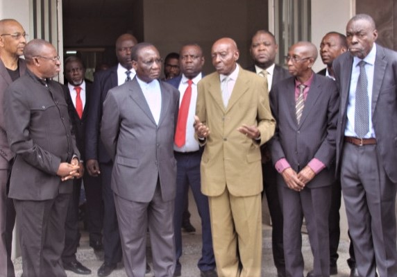 RDC: le premier ministre Ilunkamba entend renforcer l'action de la Cour des comptes! 1