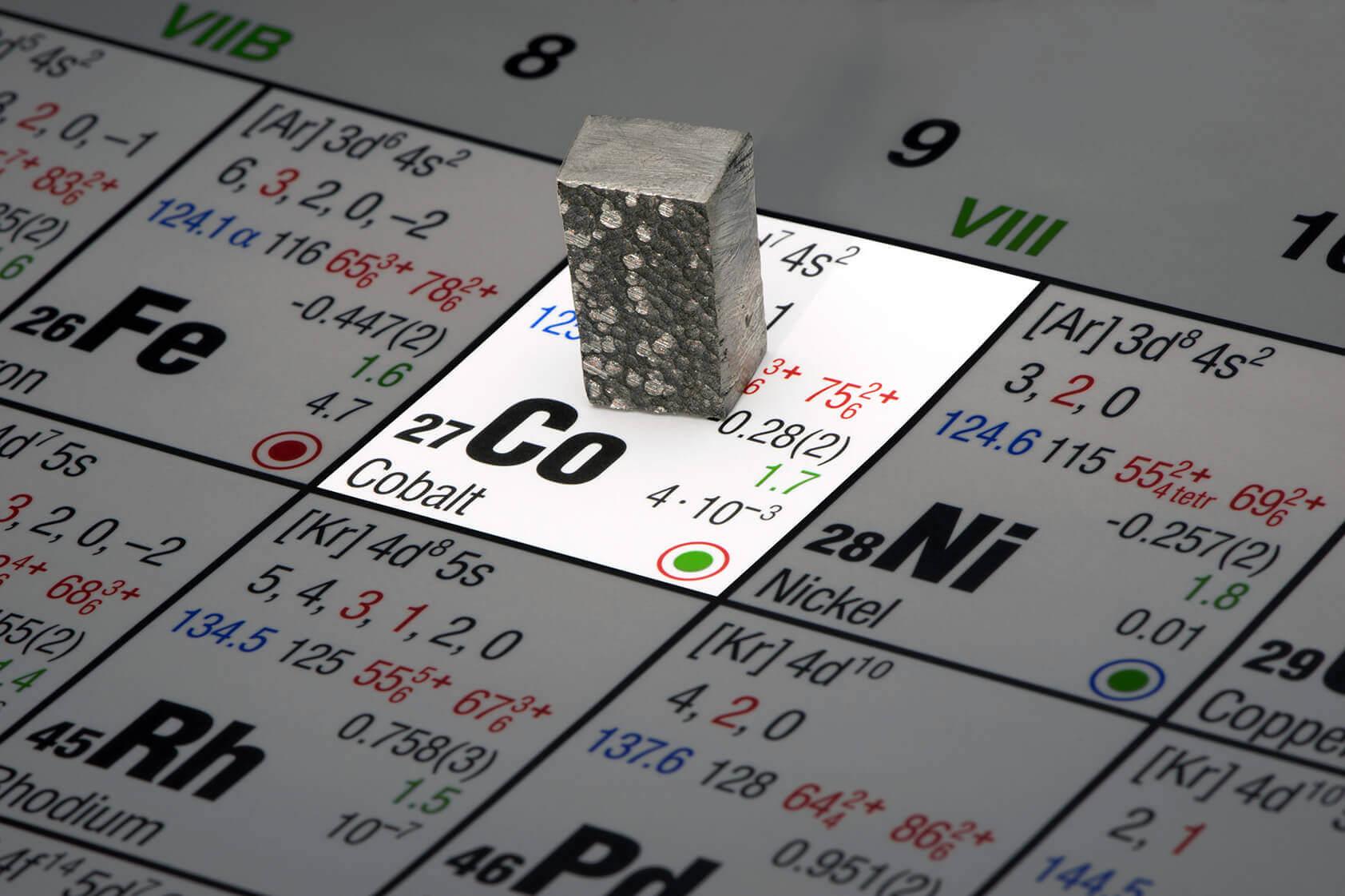 RDC: prix du cobalt, la chute de 64% en douze mois impacte sur la croissance économique 1