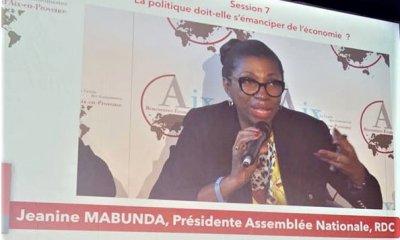 RDC: l'appel de Mabunda aux opérateurs économiques européens depuis Aix-en-Provence 70
