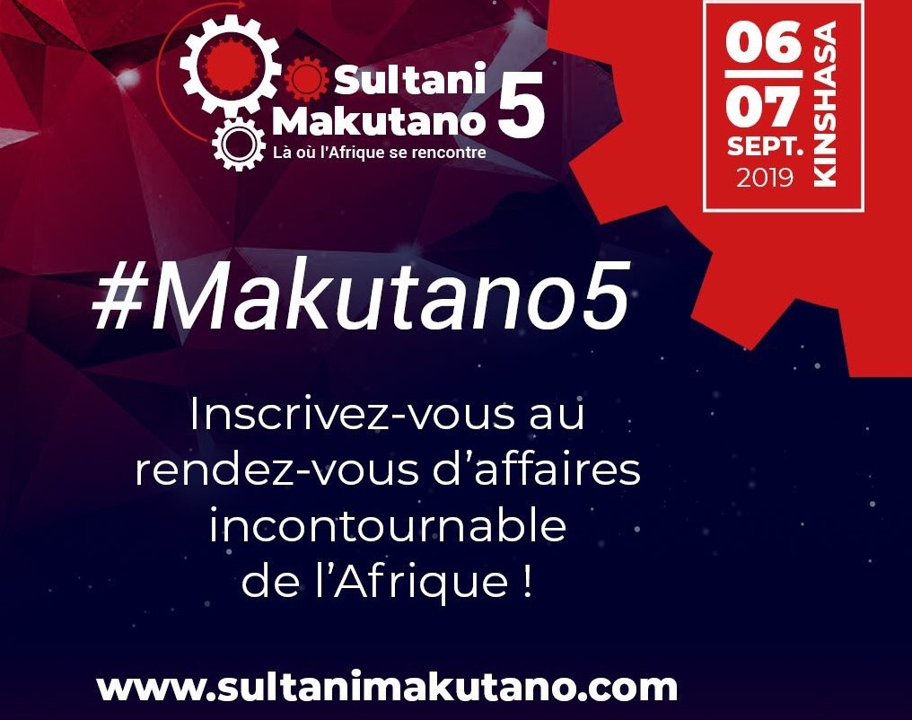 RDC: Makutano 5, catalyseur d'acteurs africains de la nouvelle ère économique 1