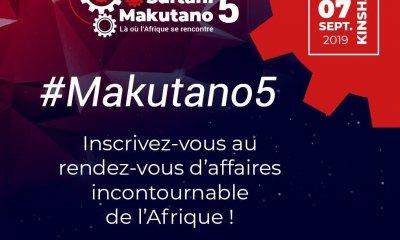 RDC: Makutano 5, catalyseur d'acteurs africains de la nouvelle ère économique 50