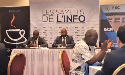 RDC: Patrick Onoya propose trois axes stratégiques pour mieux accompagner les PME 16