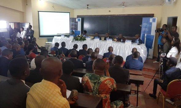 RDC : vernissage du premier numéro de la Revue scientifique Congo Challenge 39