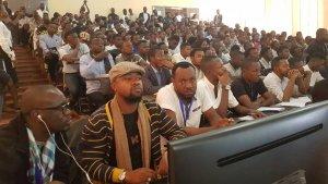 RDC : vernissage du premier numéro de la Revue scientifique Congo Challenge 3