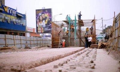 Kinshasa : «sauts-de-mouton», 40% des travaux déjà réalisés (OVD) 59