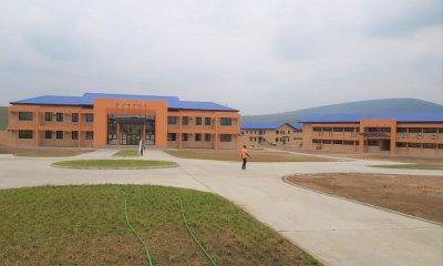 RDC : réception de la première phase du Projet Académie de Police à Kinshasa ! 39